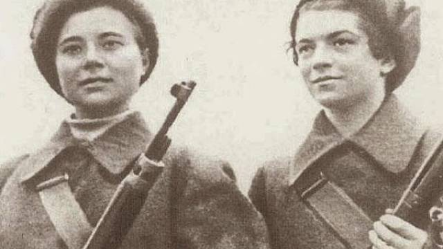 Marija Polivanová a Natalija Kovšová