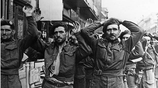 Váleční zajatci, 1944