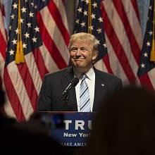 Příští americký prezident Donald Trump