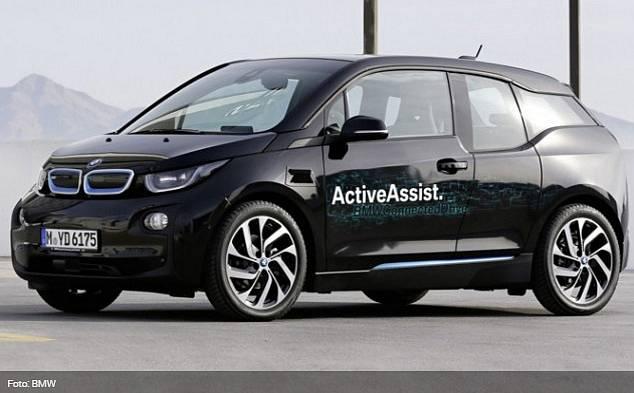 BMW i3 – malé, lehké a velmi rychlé