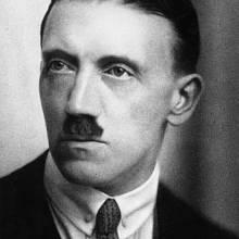 Adolf Hitler, portrét, r. 1923