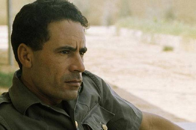Muammar Kaddáfí zamlada