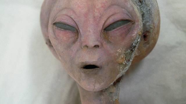 Autopsie mimozemšťana.