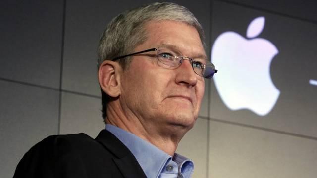 Šéf společnosti Apple Tim Cook