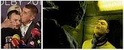 Na snímek Andreje Babiše líbajícího Marka Prchala začaly okamžitě vznikat parafráze