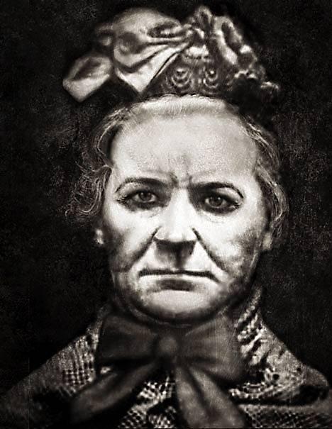 Amelia Dyerová v roce 1893