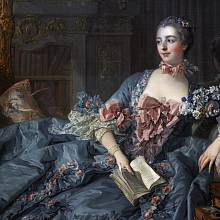 Madame de Pompadour, módní ikona 18. století