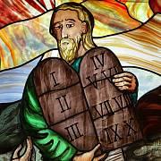 Mojžíš s Desaterem