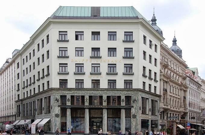 Obchodní dům Goldman & Salatsch ve Vídni (1912)