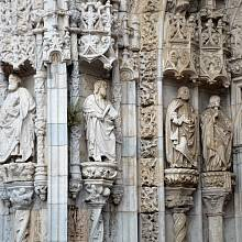 Detail kláštera sv. Jeronýma