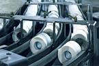 Toaletní papír se v Evropě začal vyrábět až po první válce.