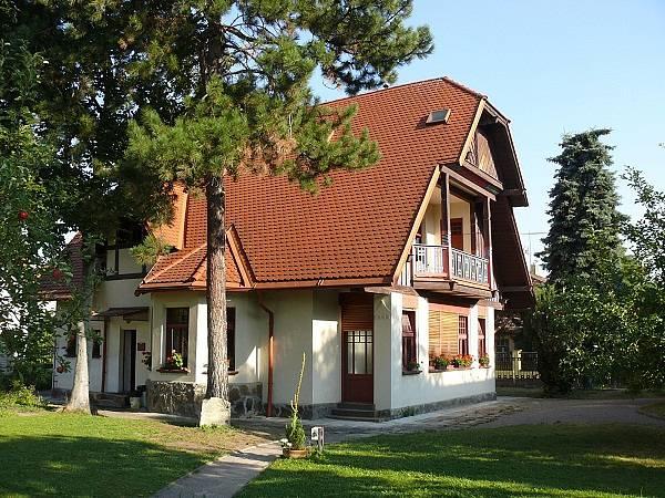 Trmalova vila vpražských Strašnicích (1902–1903)