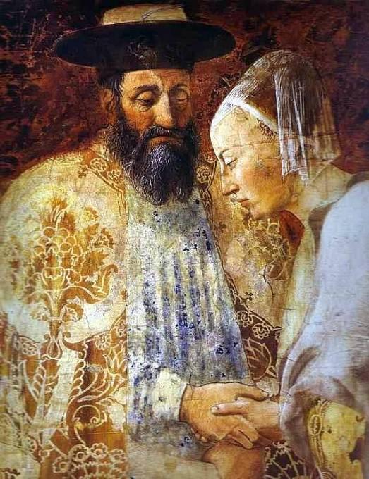 Královna ze Sáby a král Šalamoun