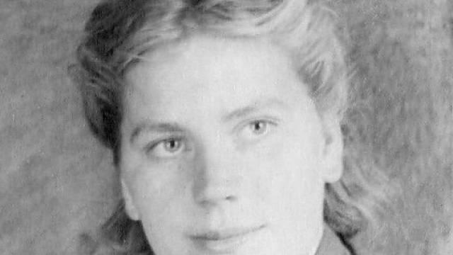 Ostřelovačka Roza Jegorovna Šanina byla velmi roztomilá a měla nevinnou tvář
