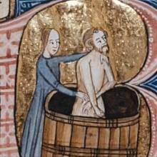 O středověké hygieně panují zkreslené představy.