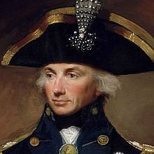Admirál Horatio Nelson