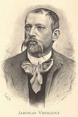 Jaroslav Vrchlický (autor Jan Vilímek)