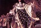 Ludvík XIV. se po předčasné smrti svého otce stal jako dvouletý oficiálním následníkem trůnu