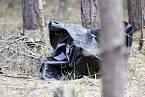 Kalivoda vraždil v lese