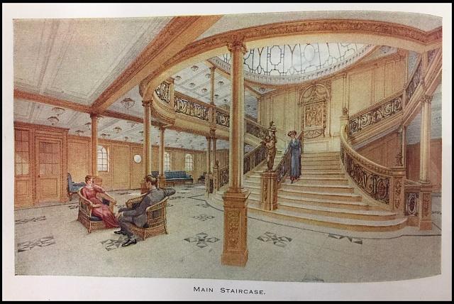 Rozdíl vjednotlivých třídách na Titanicu byl vskutku propastný