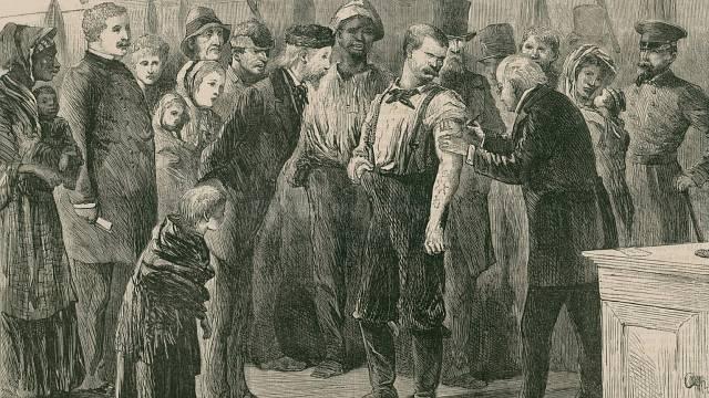 Jak probíhaly první pokusy s očkováním na přelomu 18. a 19. století? - Dotyk