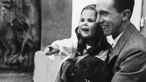 Joseph Goebbels s dcerou