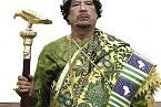Kaddáfí musel vládnout Lybii už od starověku...