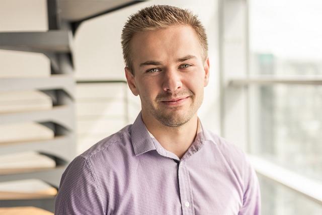 Filip Chytrý, bezpečnostní expert společnosti Avast.