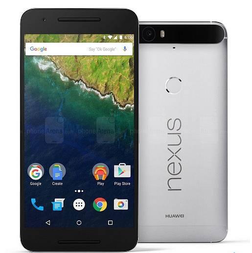 Google Nexus 6P. Sázka na jistotu.