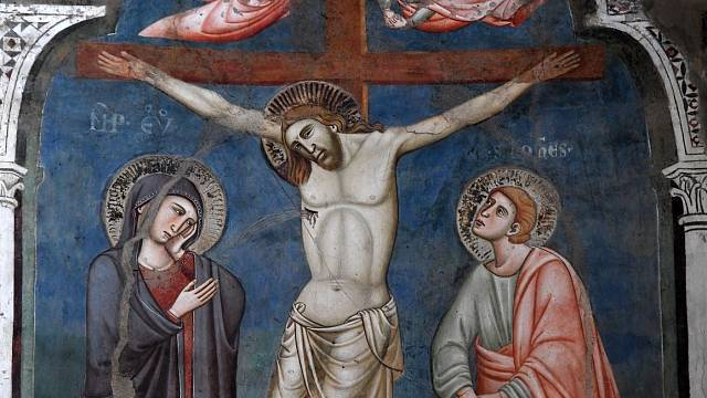Ukřižování bylo ve starém Římě běžným způsobem popravy.