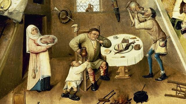 Muži ve středověku od žen očekávali servis a péči.