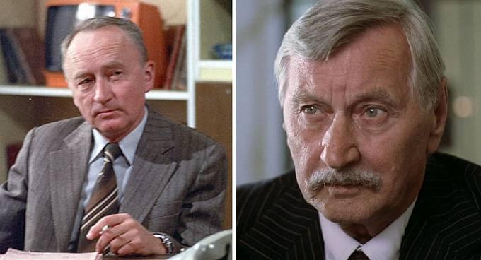 Jiří Adamíra a Josef Langmiler