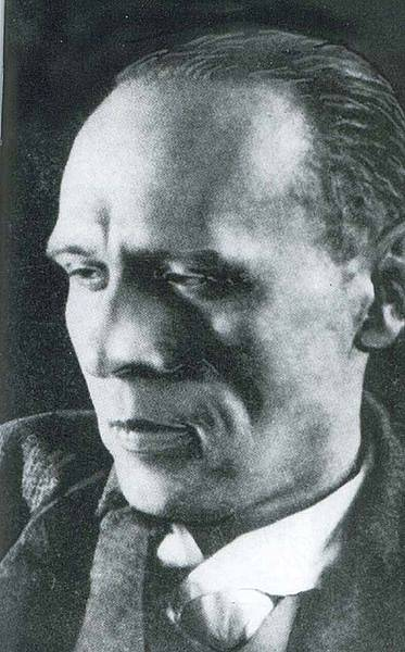 ruský básník Daniil Charms