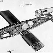 Schéma rakety V-1