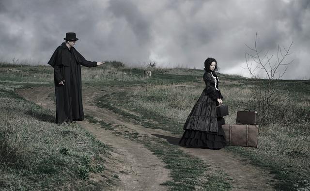 Práva žen byla za viktoriánské éry mizivá.