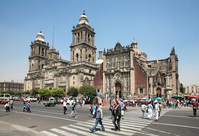 Mexico City, Mexiko