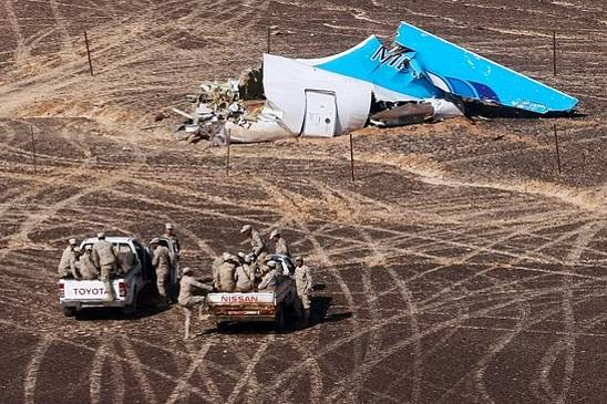 31. 10. 2015, Egypt, 224 mrtvých