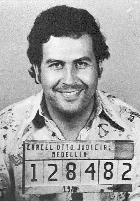 Drogový král Pablo Escobar disponoval jměním v hodnotě 19 miliard dolarů.