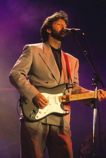 Eric Clapton, Koncert pro Mandelu, 1988