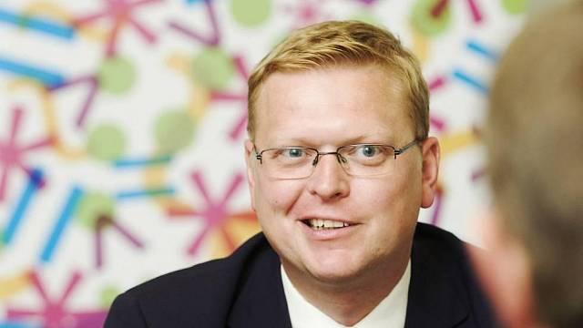 Vicepremiér a šéf lidovců Pavel Bělobrádek