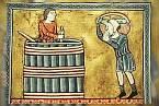 Víno si ve středověku mohla dovolit jen šlechta a církev.