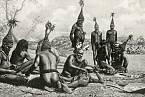Aboridžinci v dobách minulých