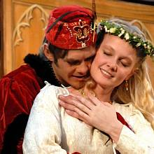 Albrech a Agnes Bernauer, divadelní hra z roku 2007