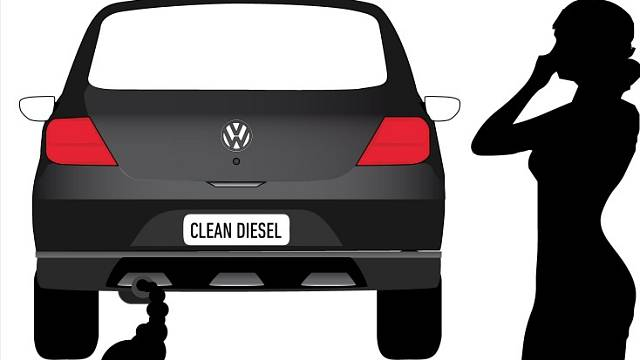 Aféra s emisemi VW.