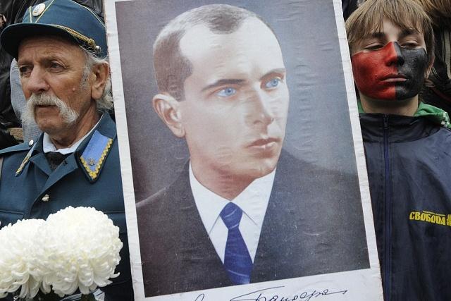 Stepan Bandera, ukrajinský nacionalista