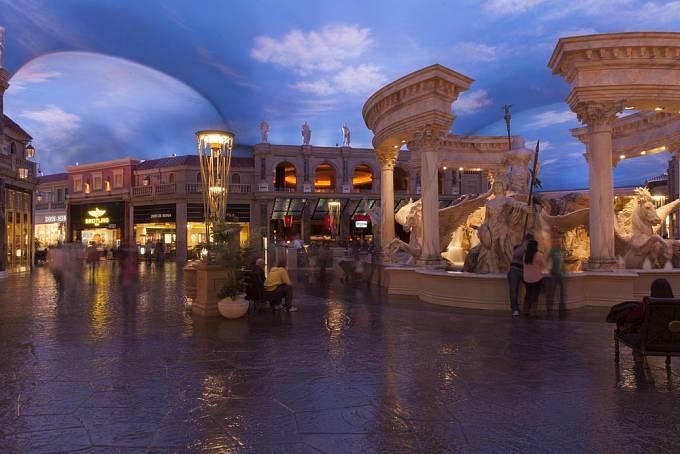 Exteriér Caesar's Palace