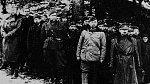 Slovenští partyzáni, ke kterým se Lederer po útěku připojil