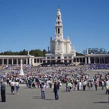 bazilika Panny Marie Růžencové ve Fátimě