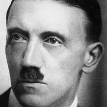 Čtyřiatřictiletý Adolf Hitler, rok 1923