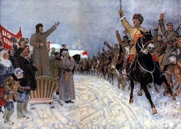 Ruská občanská válka